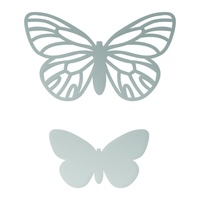 Couture Creations Butterfly Garden Mini Die Baby Moths