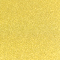 Couture Creations A4 Glitter Card Gold 10pk