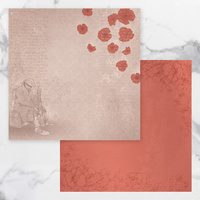 Couture Creations Lest We Forget Patterned Paper #3