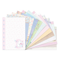 Hunkydory Cute & Cuddly Luxury Card Inserts