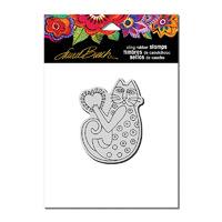 Stampendous Cling Stamp Happy Heart by Laurel Burch