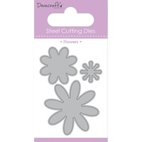 Dovecraft Value Die Flowers 3pc