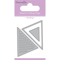 Dovecraft Value Die Bunting 3pc
