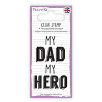 Dovecraft Clear Stamp Dad