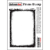 Darkroom Door Frame Stamp Emulsion