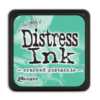 Ranger Distress Mini Ink Pad Cracked Pistachio