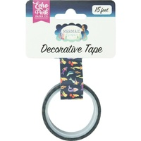 Echo Park Mermaid Dreams Decorative Tape Blue Lagoon