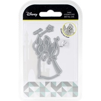 Disney Cinderella Die & Face Stamp Set Fairy Godmother