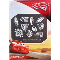 Disney Cars 3 Stamp
