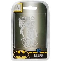 DC Comics Batman Die & Stamp Set The Joker
