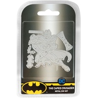 DC Comics Batman Die Caped Crusader