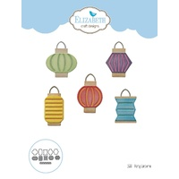 Elizabeth Craft Designs Die Party Lanterns by Joset Design