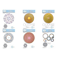 Elizabeth Craft Designs Die Circles Buy It All by Els van de Burgt Studio