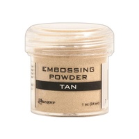 Ranger Embossing Powder Tan