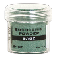 Ranger Embossing Powder Sage