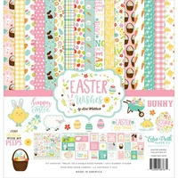 "Echo Park Easter Wishes 12"" Collection Kit"