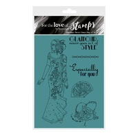 Hunkydory For the Love of Stamps Glamour Never Goes Out of Style