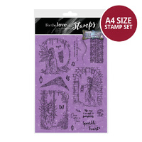 Hunkydory Fairy Enchantment Stamp Aperture