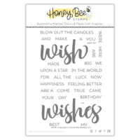 Honey Bee Stamp Wish