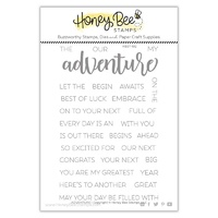Honey Bee Stamp Adventure