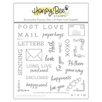 Honey Bee Stamp Love Enclosed