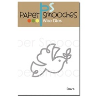 Paper Smooches Die Dove