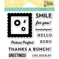 Jillibean Soup Clear Stamps Pic Perfect