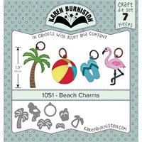 Karen Burniston Die Beach Charms