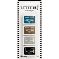 Ranger Letter It Archival Ink Pad Set #1