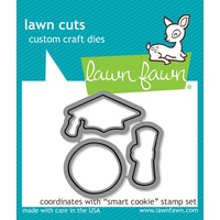 Lawn Fawn Lawn Cuts Die Smart Cookie