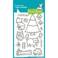 Lawn Fawn Clear Stamp Critters in the Forest