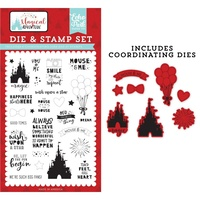 Echo Park Magical Adventure #2 Stamp & Die Combo Set Our Favourite Thing
