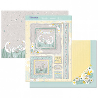 Hunkydory Moments & Milestones Luxury Topper Set Congratulations on New Baby