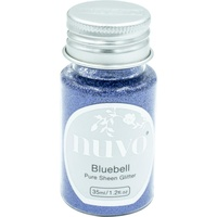 Nuvo Pure Sheen Glitter Bluebell