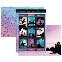 Hunkydory Once Upon a Twilight Luxury Topper Set In a Land Far, Far Away