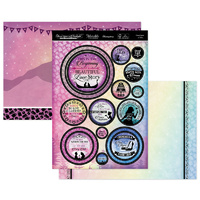Hunkydory Once Upon a Twilight Luxury Topper Set Once Upon a Time