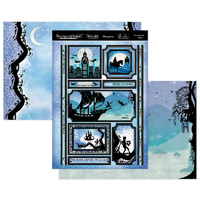 Hunkydory Once Upon a Twilight Luxury Topper Set The Adventure Begins