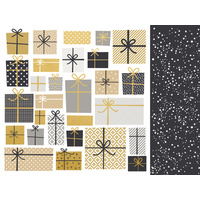 "Kaisercraft First Noel 12x12"" Scrapbook Paper Wrapped"