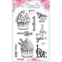 Penelope Dee Cocoa Love Stamp Sweet Love