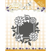Find It Trading Early Spring Die Square Label by Marieke