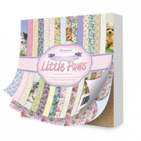 Hunkydory Return of the Little Paws Luxury Paper Pad