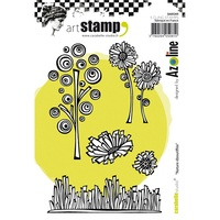 Carabelle Studio Cling Stamp A6 Nature