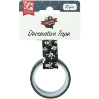 Echo Park Pirate Tales Decorative Tape Jolly Roger