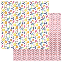 "PhotoPlay Paper Those Summer Days 12x12"" Paper Summer Fun"