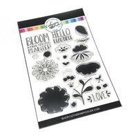 Catherine Pooler Stamp Whimsical Blooms