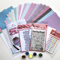 Uniquely Creative Dreamy Stamp & Colour Kit