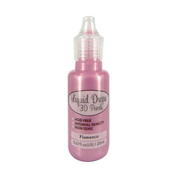 Ultimate Crafts Liquid Drops 3D Pearls Flamenco