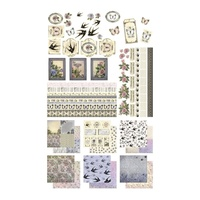 Ultimate Crafts Cardmakers Set Rambling Rose
