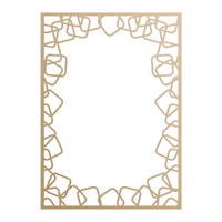 Ultimate Crafts Special Occasions Frame Die Rounded Squares