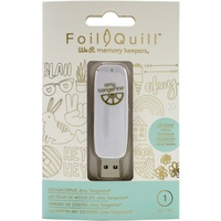 We R Memory Keepers Foil Quill USB Drive Amy Tanger